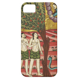 Adam and Eve Medieval iPhone 5 Case