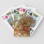 Adam and Eve playing cards Bicycle Playing Cards