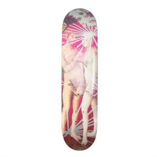 Adam and Eve Skateboard
