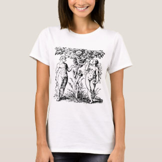 Adam and Eve & Tree T-Shirt