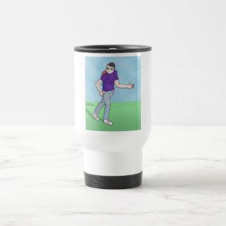 Adam, Anime Art Gallery Character Travel Mug