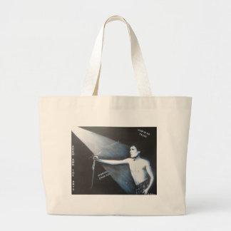 Adam Ant Large Tote Bag