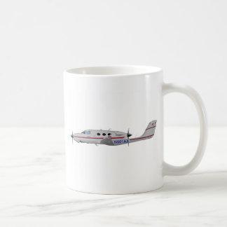 Adam Aviation A-500 N501AX Coffee Mug