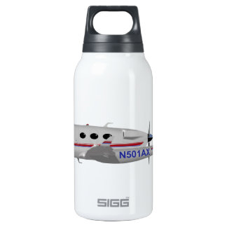Adam Aviation A-500 N501AX Thermos Water Bottle