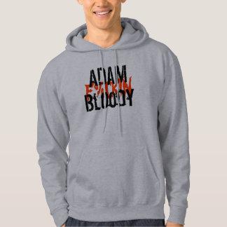 Adam bloody hoodie