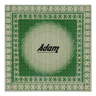 Adam Card