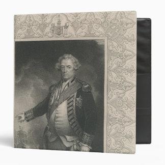 Adam Duncan, 1st Viscount Duncan of Camperdown Vinyl Binders