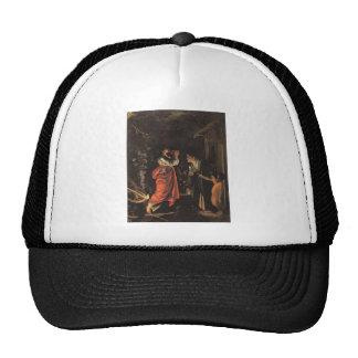 Adam Elsheimer Ceres And Stellio Trucker Hat