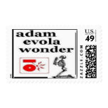 Adam Evola Wonder Stamp Act Series Collect all 500