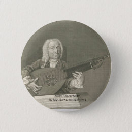 Adam Falckenhagen Pinback Button