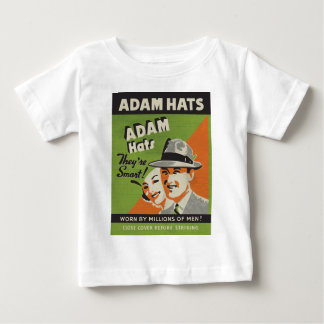 Adam Hats Baby T-Shirt