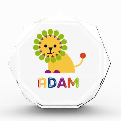 Adam Loves Lions Award