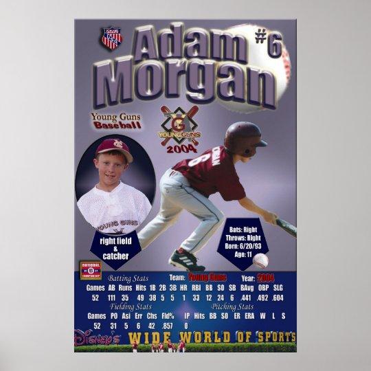 Adam Morgan Poster