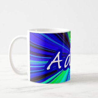 Adam Classic White Coffee Mug