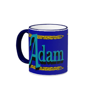 Adam Mug