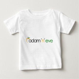 adam 'n' eve infant tee