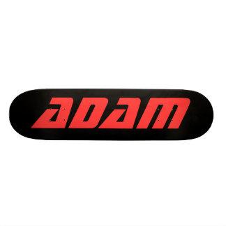 Adam Personalized Skateboard Skate Board Decks