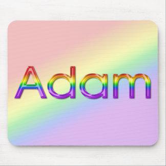 Adam - Rainbow - Mousepad - 003