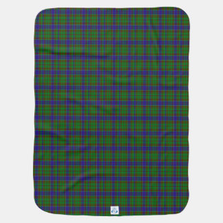 Adam Scottish Family Tartan Stroller Blanket