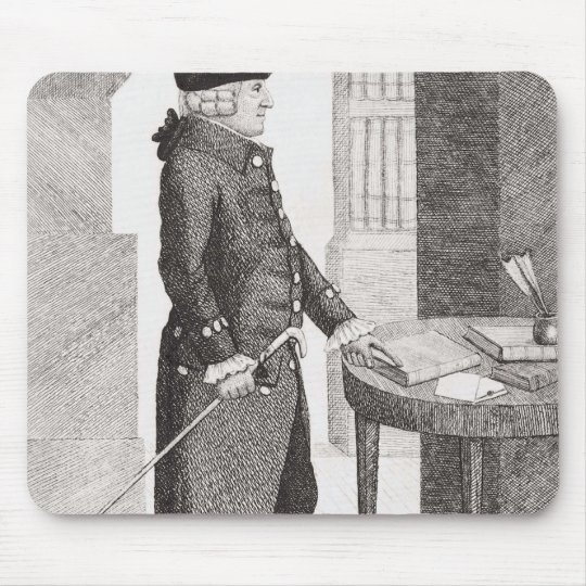 Adam Smith Mouse Pad