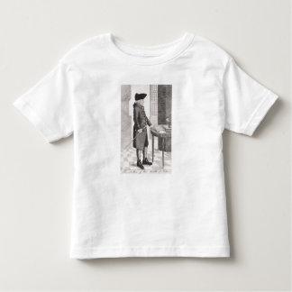 Adam Smith Toddler T-shirt