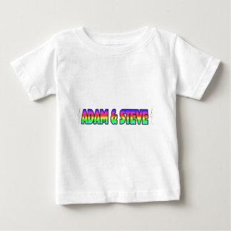 Adam & Steve Baby T-Shirt
