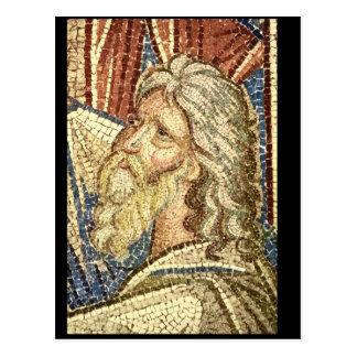 Adam', Thessaloniki, Church of_Art of Antiquity Postcard