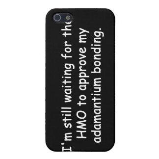 Adamantium Bonding iPhone Case Cover For iPhone 5