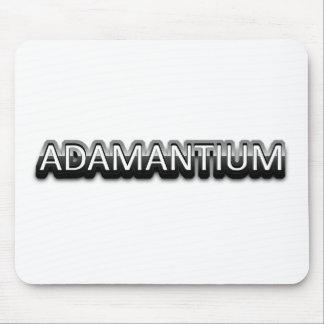 Adamantium Cool Text Mouse Pad