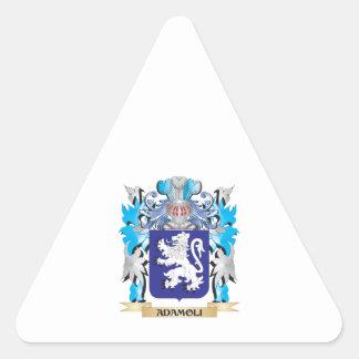 Adamoli Coat Of Arms Stickers