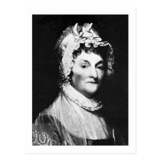 Adams ~ Abigail Adams First Lady 1797 - 1801 Postcard