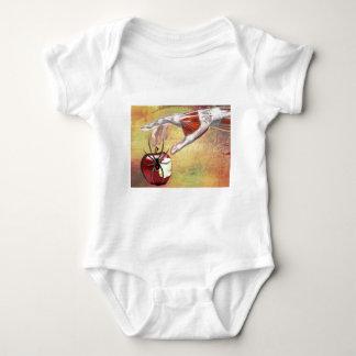 ADAM'S APPLE.jpg Baby Bodysuit
