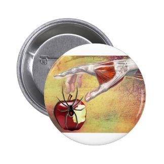 ADAM'S APPLE.jpg Pinback Buttons
