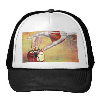 ADAM'S APPLE.jpg Trucker Hat