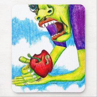 Adam's  Apple Mouse Pad