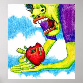 Adam's Apple Print