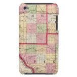 Adams, Brown, Pike counties iPod Touch Case