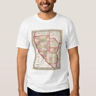 Adams, Brown, Pike counties Tee Shirt