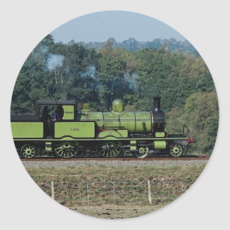 Adams Class No. 488 near Horsted Keynes Round Sticker
