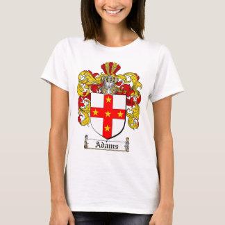 Adams Coat of Arms / Adams Family Crest T-Shirt