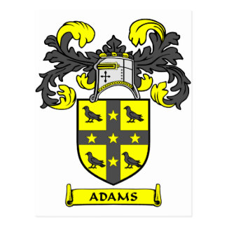 Adams Crest Postcard