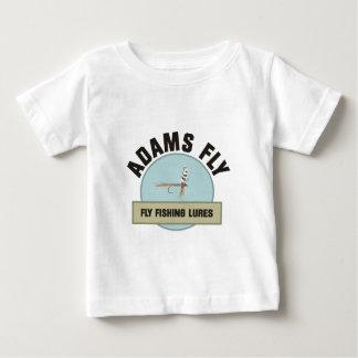 Adams Fly FIshing Lure Baby T-Shirt