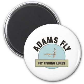 Adams Fly FIshing Lure Magnet