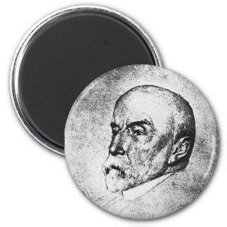 Adams ~ Henry Adams Writer Historian 2 Inch Round Magnet
