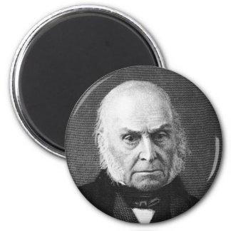 Adams ~ John Quincy Adams President United States 2 Inch Round Magnet