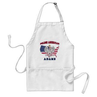 Adams Massachusetts Polish Adult Apron
