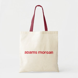 Adams Morgan Canvas Bags