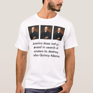 adams quote T-Shirt