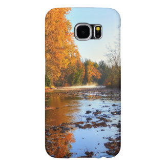 Adams River Shuswap Wilderness Nature Photo Samsung Galaxy S6 Cases