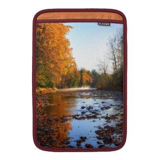 Adams River Shuswap Wilderness Nature Photo Sleeve For MacBook Air